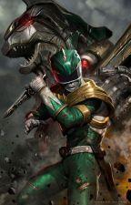 The Asgardian Turned Power Ranger by JeymisPeixoto