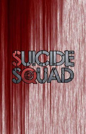 Suicide Squad: Dar la vida por la Humanidad by LuchoMoran