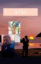 Stay - Bucky x Reader by MarvelDork005