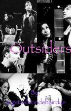Outsiders by vegetasblondehairdye