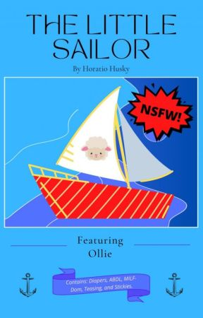 The Little Sailor (Diaper/Furry/Fantasy) [Comm] by horatiohusky
