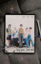 TXT短文創作《Say you__love me》 by avyshih
