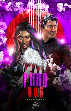 PARADOX | SHANG CHI by cookieneon