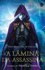 A Lâmina Da Assassina by Livros_Completos123