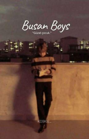 Busan Boys by ko9kie_