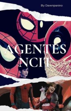 AGENTES NCIT (MarkHyuck) by Dawnpanino