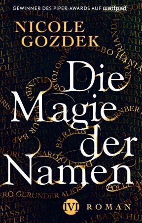 Die Magie der Namen by nicole-gozdek
