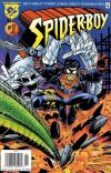 The Spider-Boy of Union cover