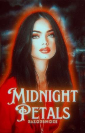 Midnight Petals | Halloweentown by razorsmoke