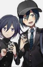 """""""You're Different from the Others"""" Yandere  Kokichi x Shuichi by ShukiSainanami"""
