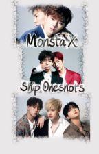 Monsta X Ship Oneshots  by tokatoon