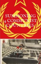 Summoning the 4 Communist Countries by EmmanuelBautistaCaal