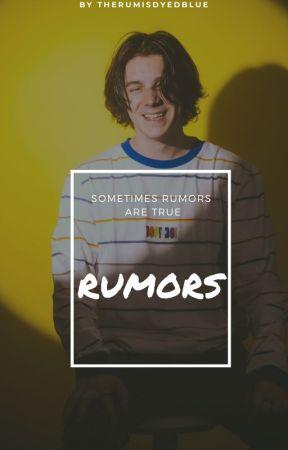 Rumors {Ethan Nestor X OC} by TheRumIsDyedBlue