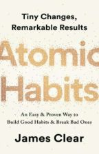 Atomic Habits - James Clear  by nushf143