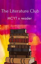 The literature club (dsmp x reader) by Weird_Artist_Girl
