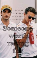 Someone Worth Racing For (Lando x Carlos) by F1_writer