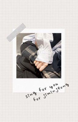 [jiminjeong] sing for you.