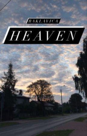 HEAVEN [shitpost] by Baklavica