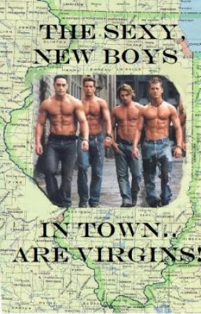The New Sexy Boys in Town are Virgins? by Blayze