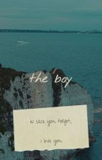 The Boy | h.s | by cryingboutloveontour