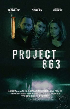 Project 863: subject prime by ellausforeal