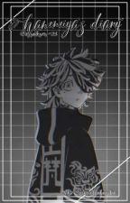 """Hanemiya's Diary""  by cryokym_31"
