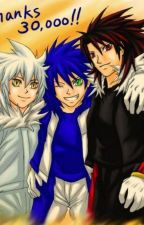 Super Sonic Warriors: Gwain Saga by MaverickHunterRayMan