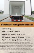 Benefits of refrigerated trucks by commercialvansol