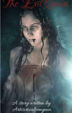 The Evil Queen door artisticalpenguin