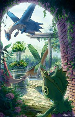 (ĐN Pokemon) HỦ NỮ ĐẾN THẾ GIỚI POKEMON