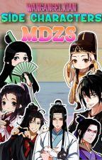 MDZS/The Untamed Side characters by WANGangelXIAN