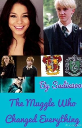 The muggle who changed everything! by Sadie2002