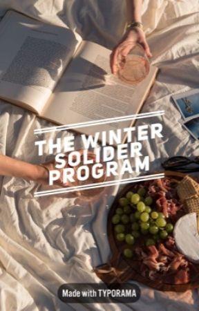 The Winter Soldier Program /// Bucky Barnes  by freee_avery