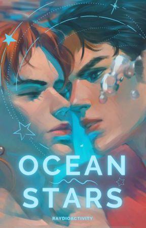 OCEAN STARS   Jotaro X Kakyoin (JotaKak)   by raymarinhoautora