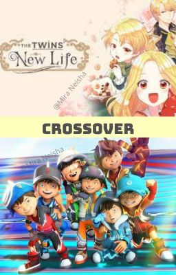 [Boboiboy x Twin Siblings New Life] The Kind Mysterious Guys