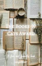 The Books N' Cats Award - Open by SushieSorshaSasha