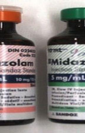 Midazolam by romeofil
