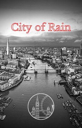 City of Rain by ElaBloom