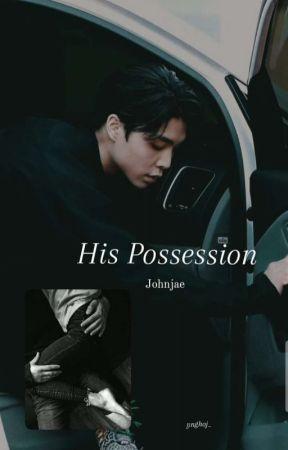 His Posession •Johnjae by Ynghoj_