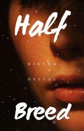 Half Bear by KiarraDeveau