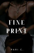 Fine Print [Sequel to Devil's in the Details] by potionandpoetry
