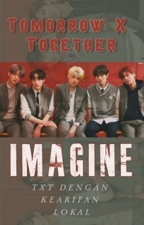 TXT IMAGINE by charrydeseowoo_