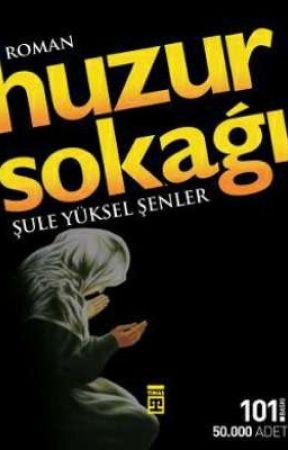 HUZUR SOKAĞI by Sessiz_imza