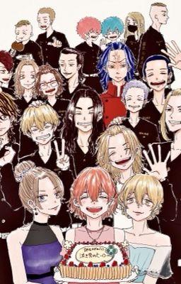 Các cp tokyo revengers