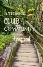🍀《The Nature Club》 Community  🌱  [Hiring] 🍁🍁 by TheNatureClub