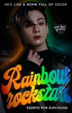 彩虹 RAINBOW ROCKSTARS | KOOKTAE  by eumlyeong