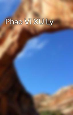 Phao Vi XU Ly