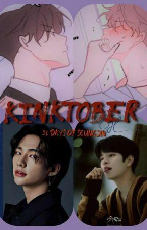 Kinktober [SeungJin ft. Minho] by Ihavemanyship