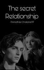 The secret relationship  Timothée Chalamet FF von timotheefanbae