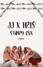 JJ x Iris || Outer Banks Story || FF par noshi_maybank